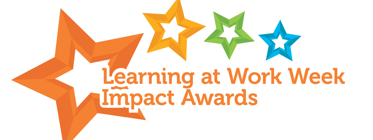 Learning at Work Week 2017 Impact Award Winners